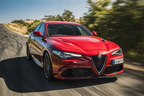 New Alfa Romeo Giulia by Alfa Romeo Giulia Quadrifoglio Driven Alfa Turns