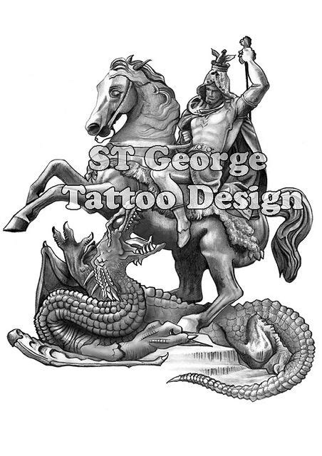 st george cross tattoo designs st george design st george