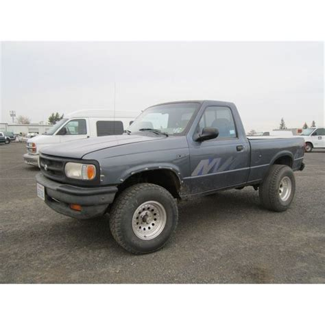 mazda 4x4 1994 mazda b2200 4x4 pickup truck