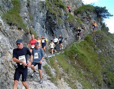 Gelände Für Treppe by Laufreport Achenseelauf