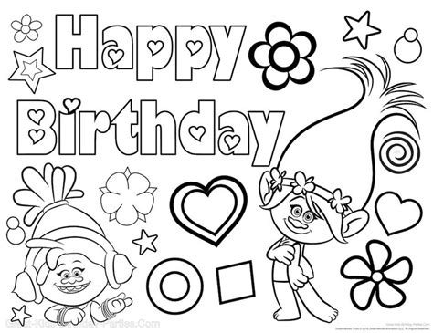 25 Unique Birthday Coloring Pages Ideas On Pinterest Happy Birthday Princess Coloring Pages Printable
