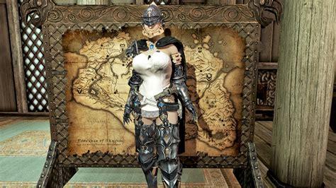 bless armors 7b original hdt スカイリム徒然草 bless online armors pack