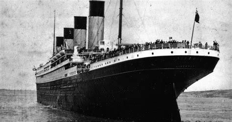 imagenes reales del titanic 1912 las casualidades del titanic ser historia cadena ser