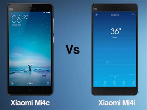 Noblecase Electroplated Clear Xiaomi Mi4i Mi 4i 4c Mi4c Scmi4i 1 xiaomi mi4c vs xiaomi mi4i what s the difference gizbot