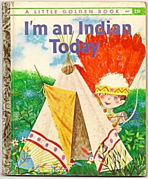 i m a unicorn golden book books i m an indian today golden book golden