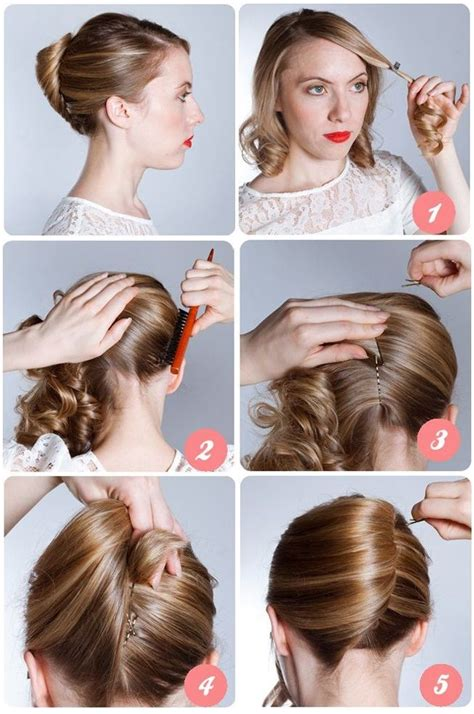 diy twist hairstyles 67 best images about french twist on pinterest