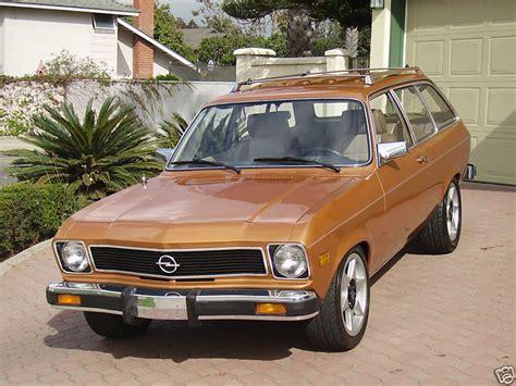 Opel Station Wagon by 1974 Opel Sportwagon Station Wagon Forums