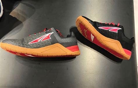 wide crossfit shoes altra makes tennis crossfit shoe wide toebox fans rejoice