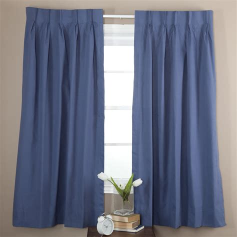 Pinch Pleated Curtains Ellis Curtain Fireside Pinch Pleat Patio Curtain Panel At Hayneedle