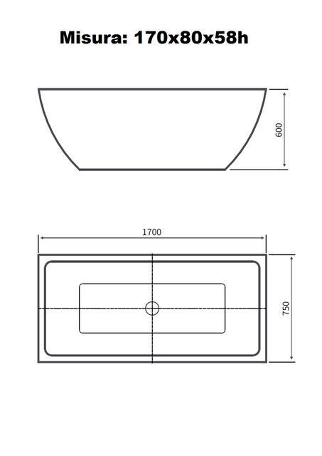 misura vasca da bagno misura vasca da bagno vasca da bagno freestanding su