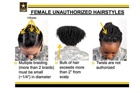 ar 670 1 part hair ar 670 1 natural hair rules army petition