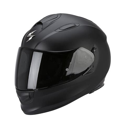 Kyt Nfr Solid Black exo 510 air