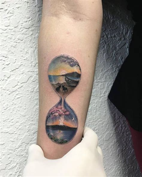 night time tattoo best 25 ideas on sky