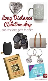 top 10 anniversary gifts for long distance boyfriend vivid s