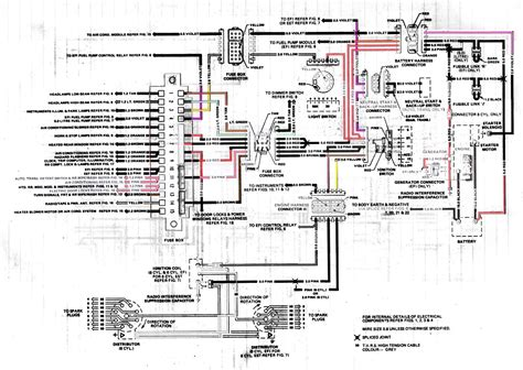 owner auto manual wiring diagram holden vk commodore