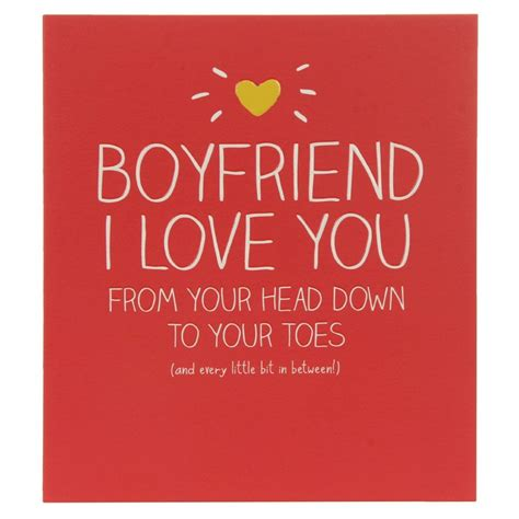 happy jackson boyfriend i love you birthday card