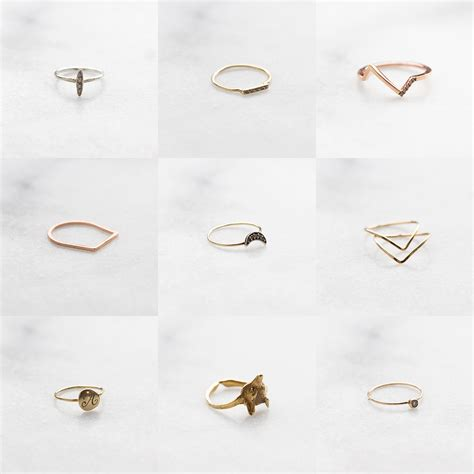 jewelry daily lingered upon daily rings