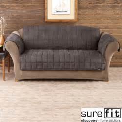 pet sofa covers deluxe pet mini check sofa cover
