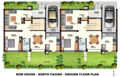 row house floor plans modern row house plans brownstone houses west side new