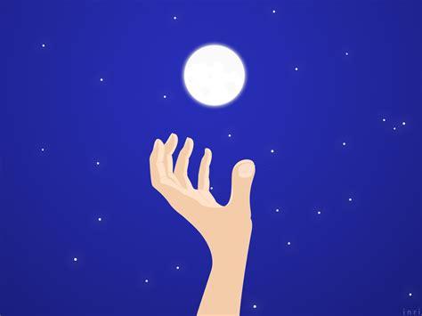 reaching for the moon reaching for the moon by inri on