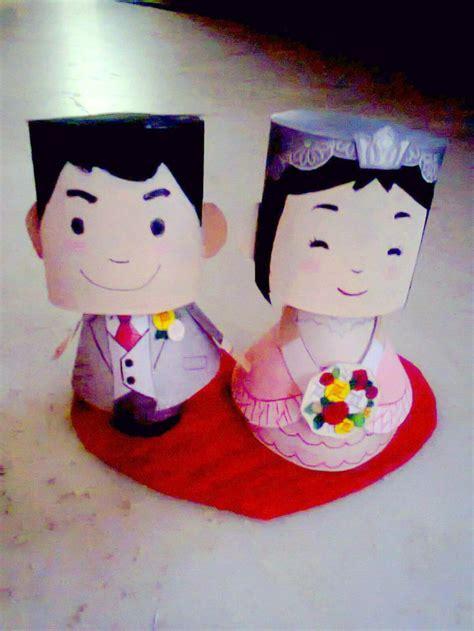 Papercraft Wedding - wedding papercraft craft of