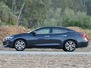 Nissan Maxima 20 2016 Nissan Maxima Safety Review And Crash Test Ratings