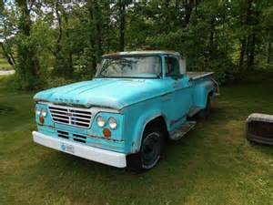 purchase used 1962 dodge d300 1 ton truck cool patina for
