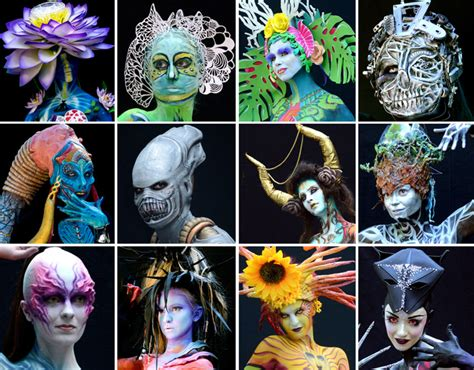 world bodypainting festival 2016 world bodypainting festival pictures pics express co uk