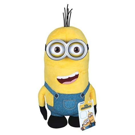despicable me huggable plus minion toy kevin target