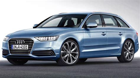 Audi A4 Avant Farben by Audi A4 Avant So Kommt Die Neue Mittelklasse Aus Ingolstadt