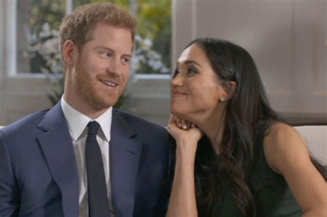 meghan markel and prince harry meghan markle prince harry in bbc behind the scenes video