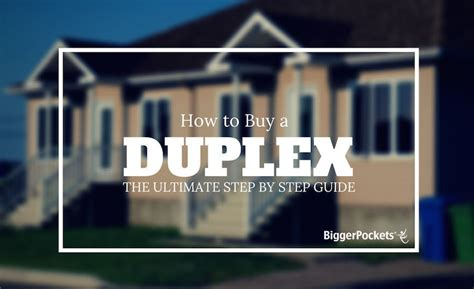 how do i get preapproved to buy a house how to buy a duplex the ultimate step by step guide