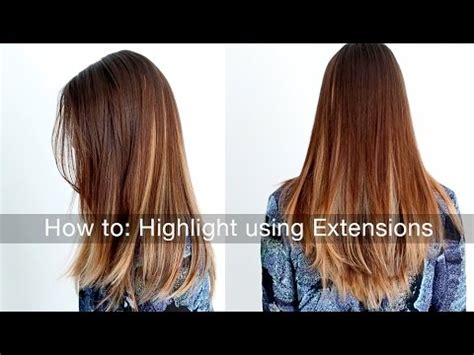 how to add highlights to your own hair 7 steps ehow how to highlight lowlight your hair using hair