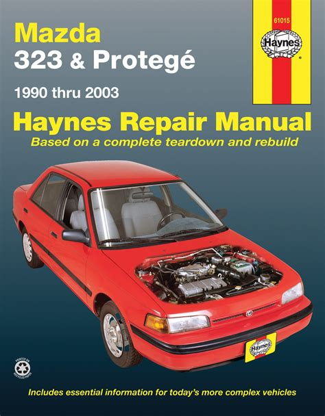 electric and cars manual 1998 mazda protege engine control mazda 323 proteg 233 for mazda 323 proteg 233 90 03 haynes repair manual haynes manuals