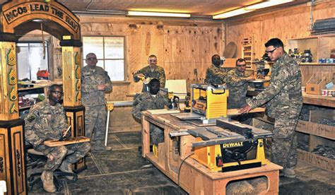 wood pattern shops u s soldiers hone woodworking craft dodlive