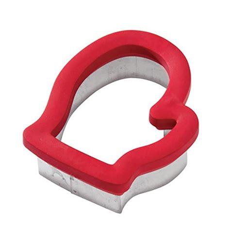 comfort grip cookie cutters wilton comfort grip mitten cookie cutter import it all