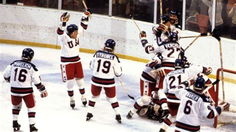 Miracle The Hockey Memories Of The Miracle On Olympictalk