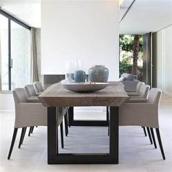 contemporary dining room sets best 25 contemporary dining table ideas on
