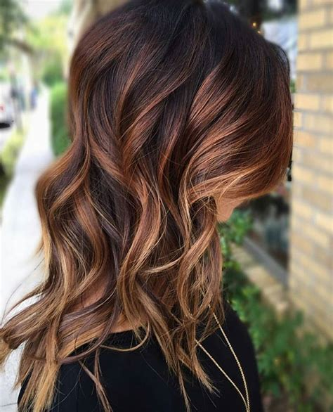 auburn with ombre highlights 149 best soft ombre images on pinterest hair colors