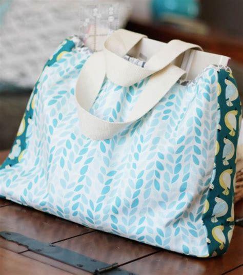 patterns sewing joannes diy fabric tote sewjoann joannhandmade sew with jo