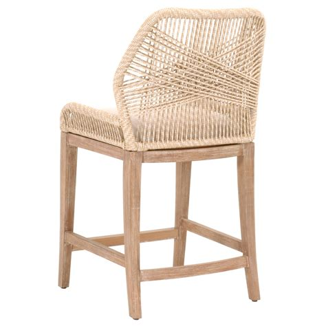 Orient Express Loom Counter Stool loom counter stool