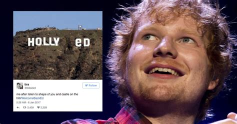 meme photos responds to ed sheeran s new with a glorious