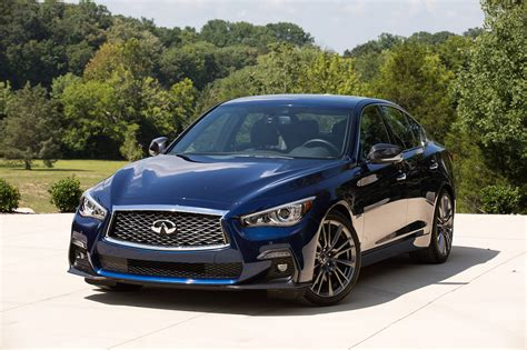 infiniti q50 2018 infiniti q50 red sport 400 first drive review
