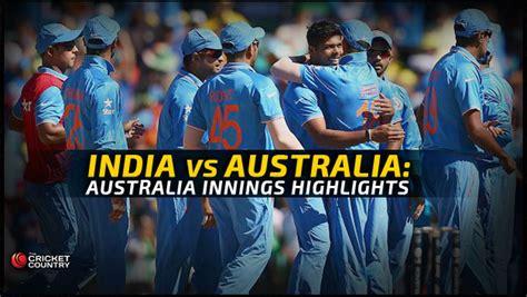 india vs australia semi icc cricket world cup 2015