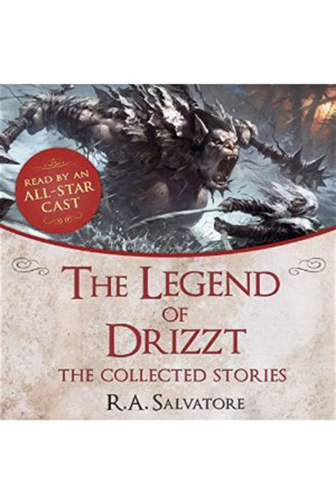 libro hero legend of drizzt the legend of drizzt dungeons dragons