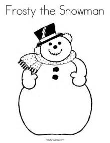 frosty the snowman coloring pages new calendar template site