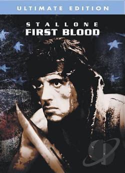 film rambo first blood rambo first blood dvd movie
