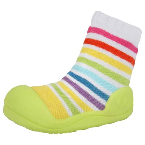 attipas rainbow green babyshop