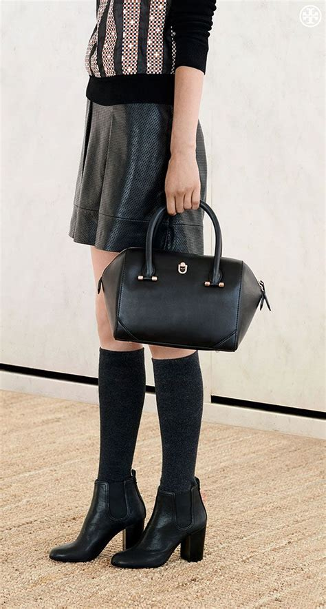 boat shoes year round the classic ankle boot a year round must tory burch