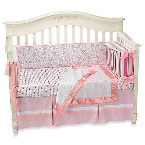 Classic Crib Bedding Caden 174 Classic Ella 4 Crib Bedding Set Bed Bath Beyond